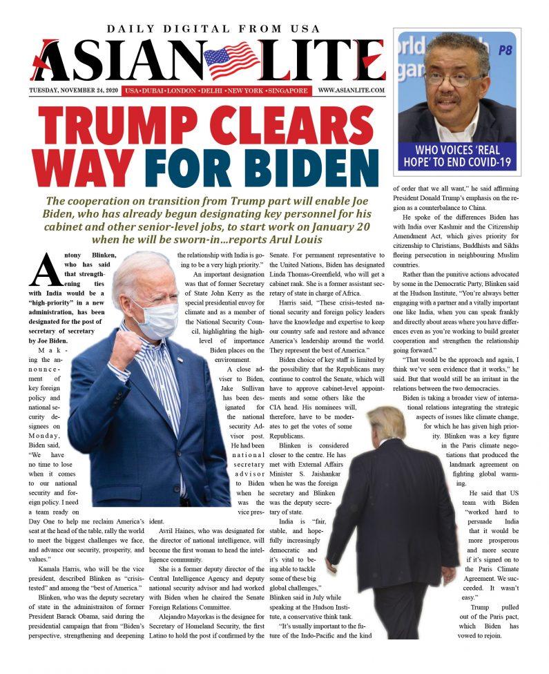 US DD Nov 24, 2020